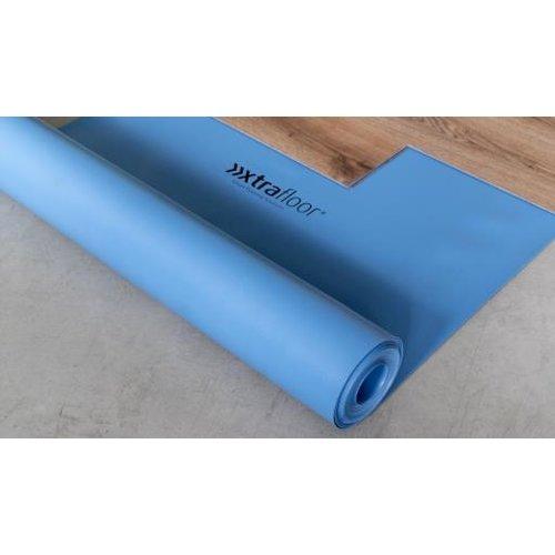 Moduleo 5590 Xtrafloor® Silent gecertificeerde geluidsisolatie (gecertificeerdΔLw = 21 dB)