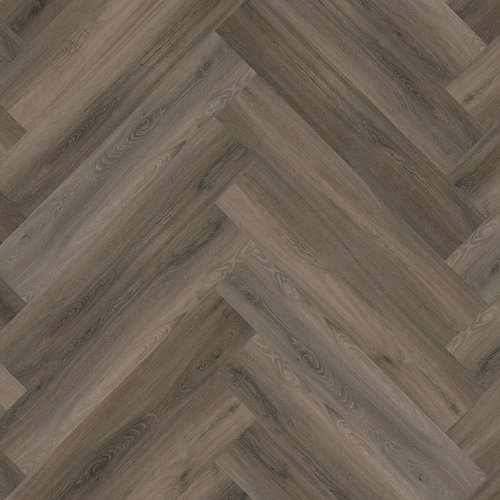 Floor Life 0619 Donker Grijs Yup Visgraat Click PVC