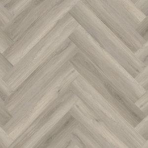 Floor Life 0519 Grijs Yup Visgraat Click PVC
