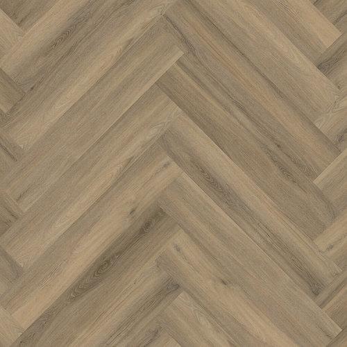 Floor Life 0219 Ligt Brown Yup Visgraat Click PVC