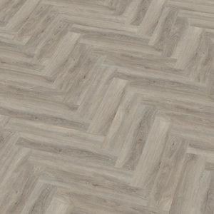 Floor Life 3319 Licht Grijs Yup Visgraat Click PVC