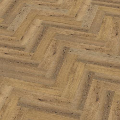 Floor Life 0419 Donker Eiken Yup Visgraat Click PVC
