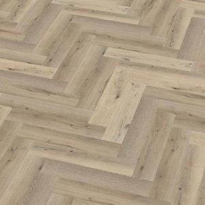 Floor Life 1119 Licht Eiken Yup Visgraat Dry Back PVC