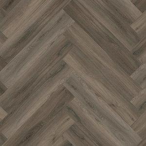 Floor Life 0619 Donker Grijs Yup Visgraat Dry Back PVC
