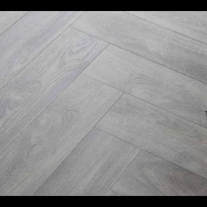 Berry Alloc 60001565 Elegant Dark Grey XL Visgraat Rigid Style Click PVC