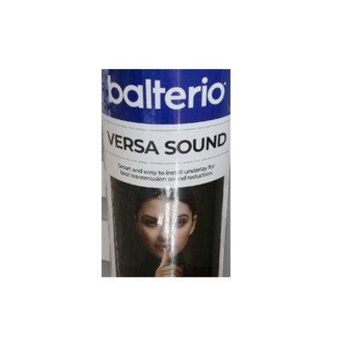 produced by Balterio Versa Sound Ondervloer voor vloerverwarming & 19db Geluidsreducerend