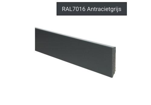 RAL7016 MDF Plinten Antraciet