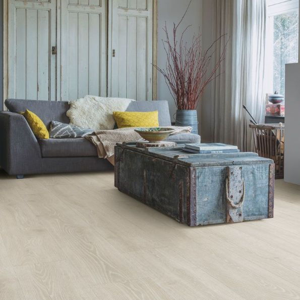 Quick-Step MJ 3547 Woodland Eik Licht Grijs Majestic Quick-Step Laminaat