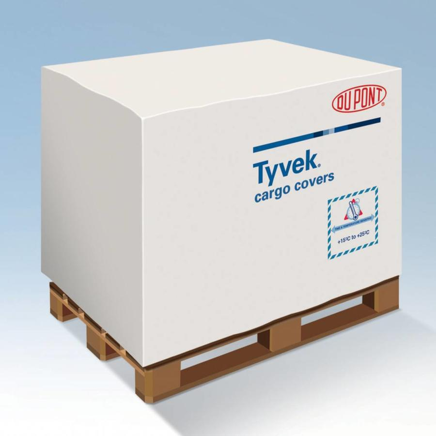 D14569778 DuPont™ Tyvek® Solar Cargo Cover W20 - 120 x 100 x 160 cm