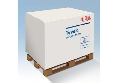 DuPont™ Tyvek® Cargo cover W20 - 130 x 107 x 122 cm