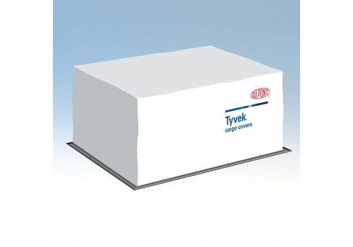 D14572299 DuPont™ Tyvek® Cargo cover W10 - 318 x 244 x 163 cm