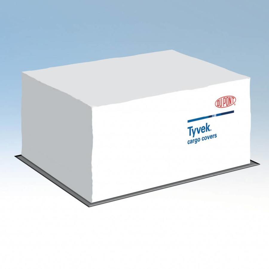 D14572299 DuPont™ Tyvek® Solar Cargo Cover W10 - 318 x 244 x 163 cm