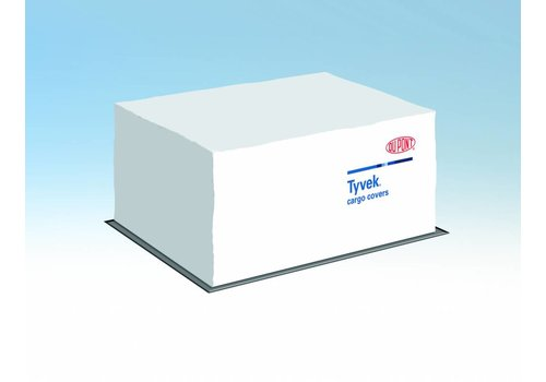 DuPont™ Tyvek® Cargo Cover W10 - 110 x 110 x 160 cm