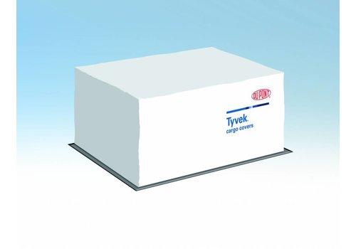 DuPont™ Tyvek® Cargo cover W10 - 128 x 88 x 128 cm