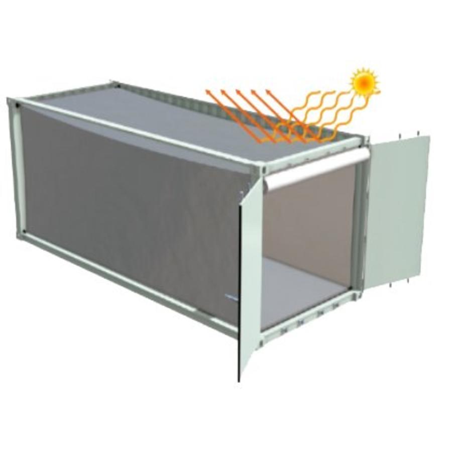 Embatuff 130 Container Liner - 40' HC met vloer