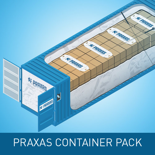 Praxas Container Pack