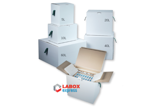 LABOX Express thermoboxes
