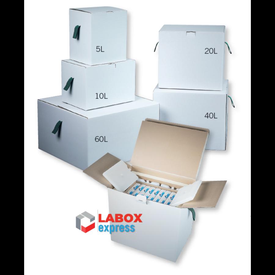 LABOX Express thermoboxen voor vaccins
