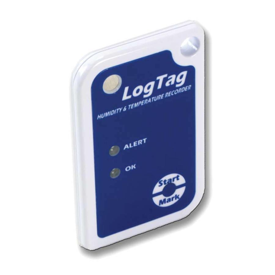 LogTag Haxo-8 temperatuur- en luchtvochtigheidsrecorder