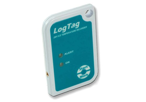 LogTag Trel-8 dry ice temperature recorder