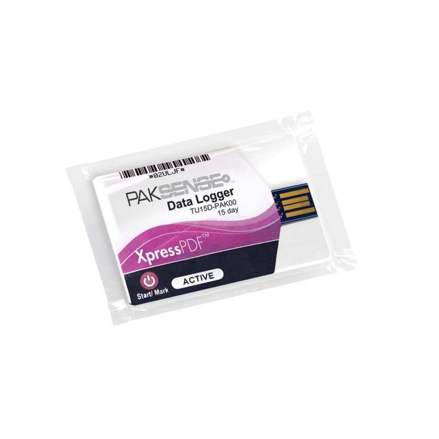 Emerson XpressPDF 15D temperatuurrecorder