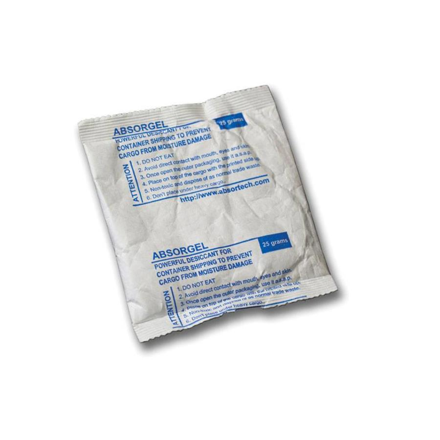TY Absorgel Pouch 25 gr (400 pcs) dessiccant