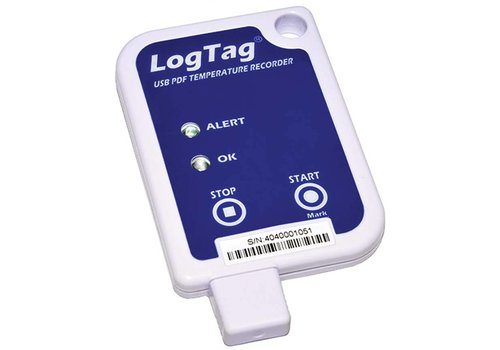 LogTag Utrix-16 temperature recorder