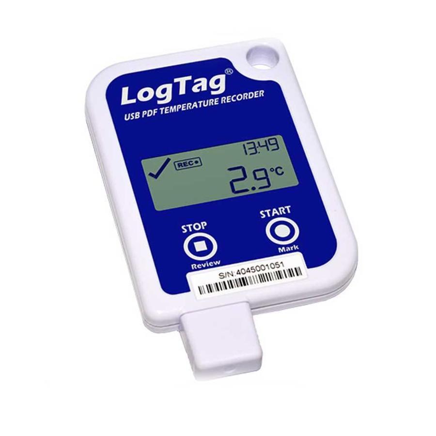 LogTag UTRID-16 multi-use datarecorder