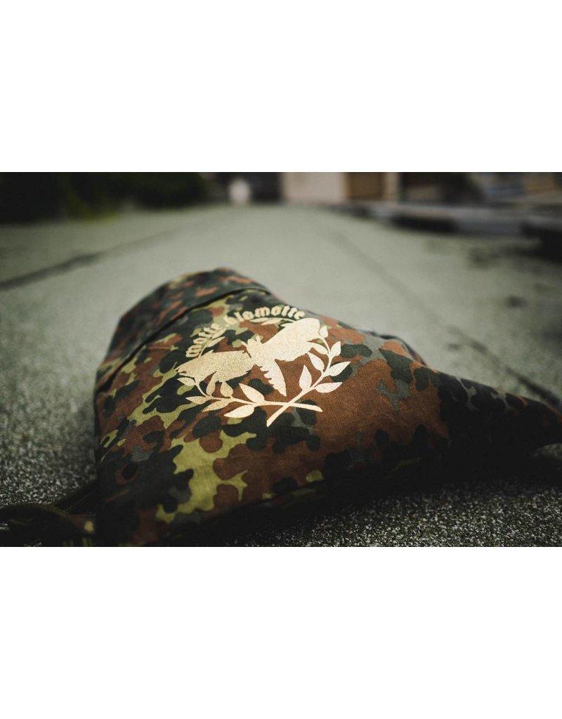 Camouflage - Upcycling - Gymbag