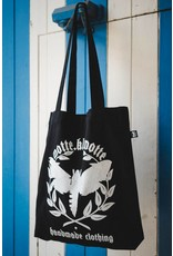 Motte Logo Beutel - black