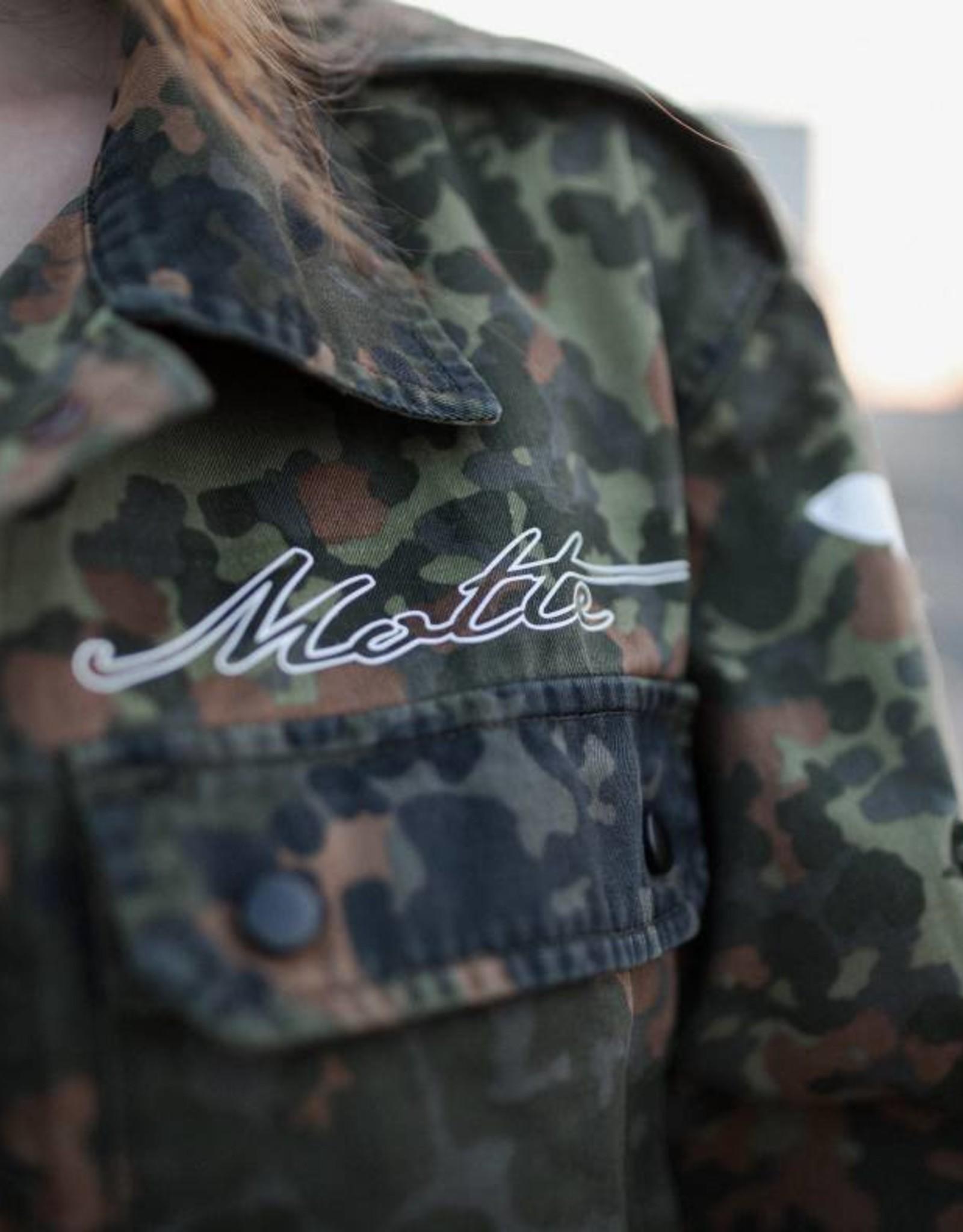 Camo jacket - individual