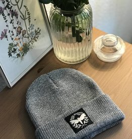 Motte Beanie light grey