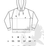 Unisex Strick- Hoodie