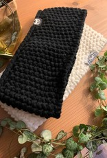 Motte headband - black