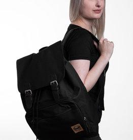 Motte Laptop Rucksack - black
