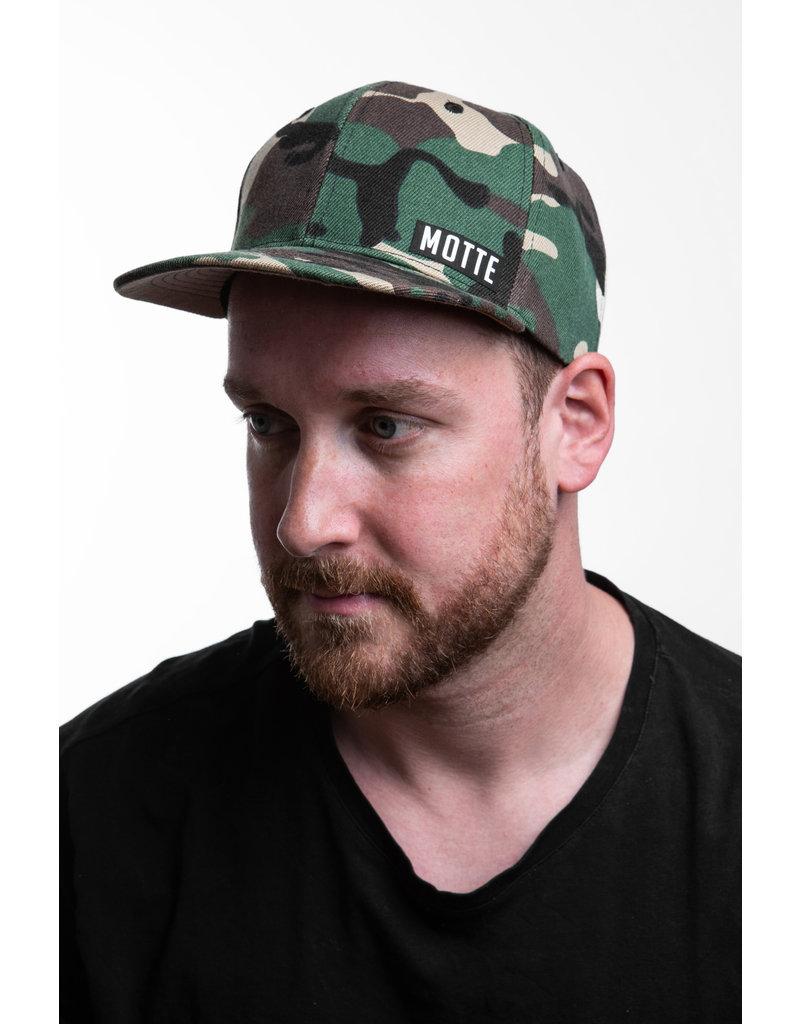 Motten Baseball Cap Camouflage