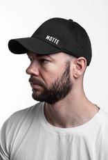 Motte BIO Baseball Cap -schwarz