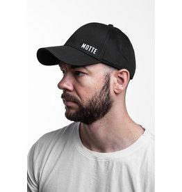 Motte Bio Baseball Cap -black