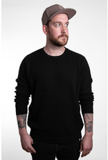 Unisex Strick Sweater -bold -black