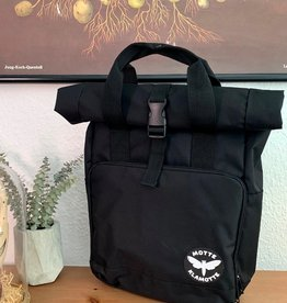 Urban Daypack Roll-Top -black