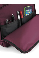 Urban Daypack Roll-Top --burgundy