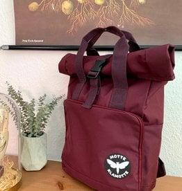 Urban Daypack Roll-Top  -burgundy
