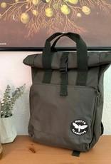 Urban Daypack Roll-Top -oliv