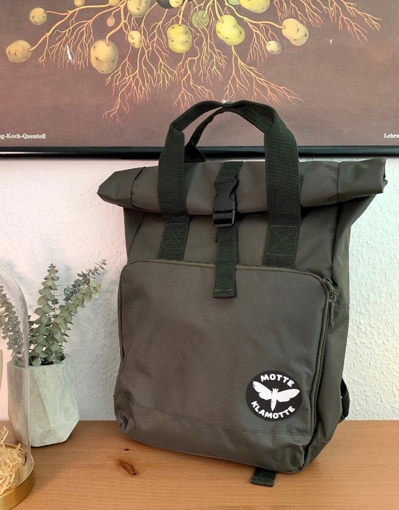 Urban Daypack Roll-Top --olive