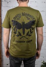 Motte Classic Shirt -oliv