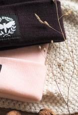 Motten Beanie -light pink