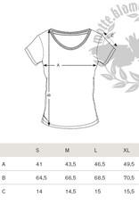 Motte Stickerei Shirt- tailliert bordeaux