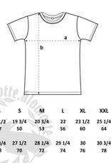 Ginkgo Stick Shirt -weiß
