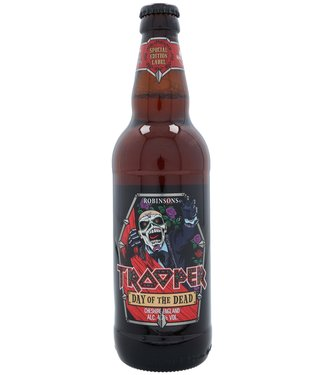 Trooper Trooper Iron Maiden Day Of The Dead 0,50 ltr