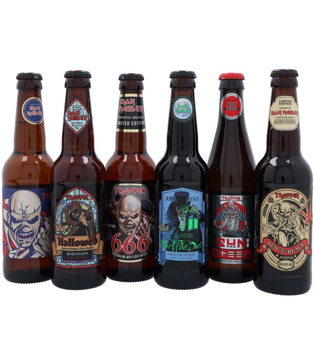 Trooper Trooper The Collection Limited No.2 12x 0,33 ltr